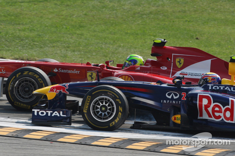 Red Bull has great car for every track - Massa