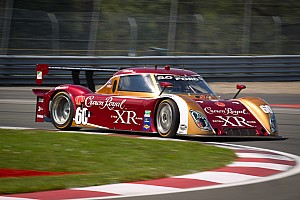 Grand-Am Michael Shank Racing at home at Mid-Ohio
