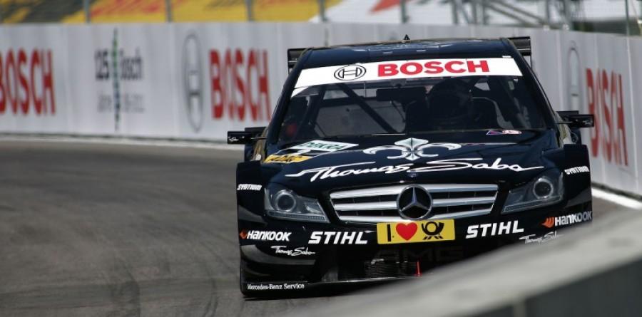 Mercedes wants to deliver at Oschersleben