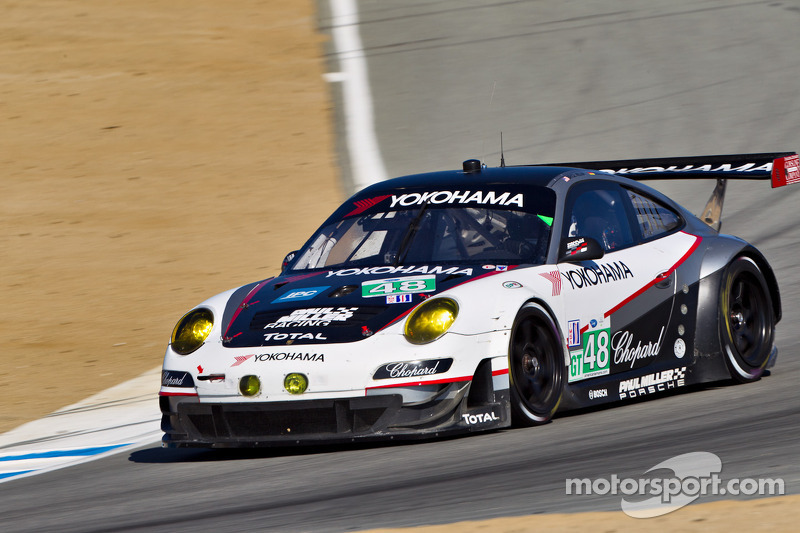 Paul Miller Racing Laguna Seca race report