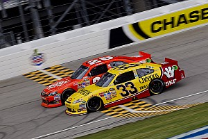 NASCAR Sprint Cup Richard Childress Racing Chicagoland race report