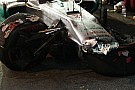Mercedes Singapore GP race report