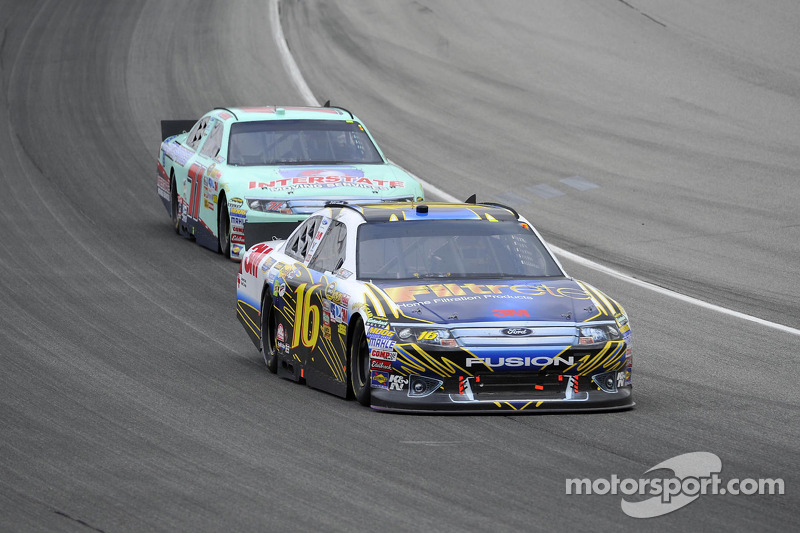 Ford teams Loudon 300 race quotes