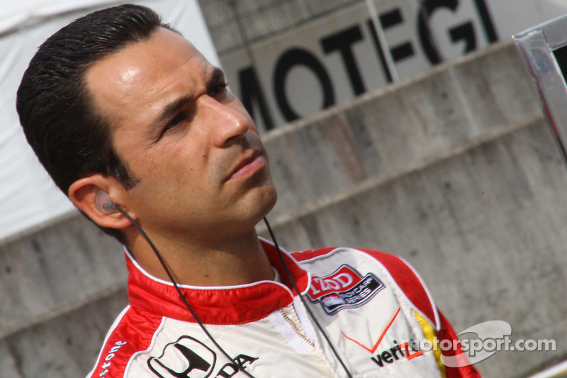 Series announces penalty for Castroneves