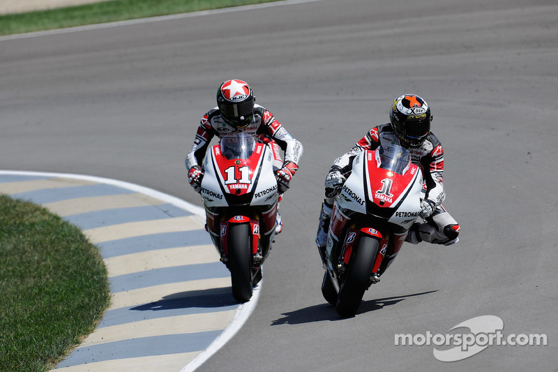Yamaha ready for GP of Japan battle