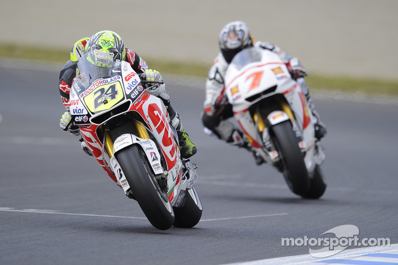 LCR Honda GP of Japan race report