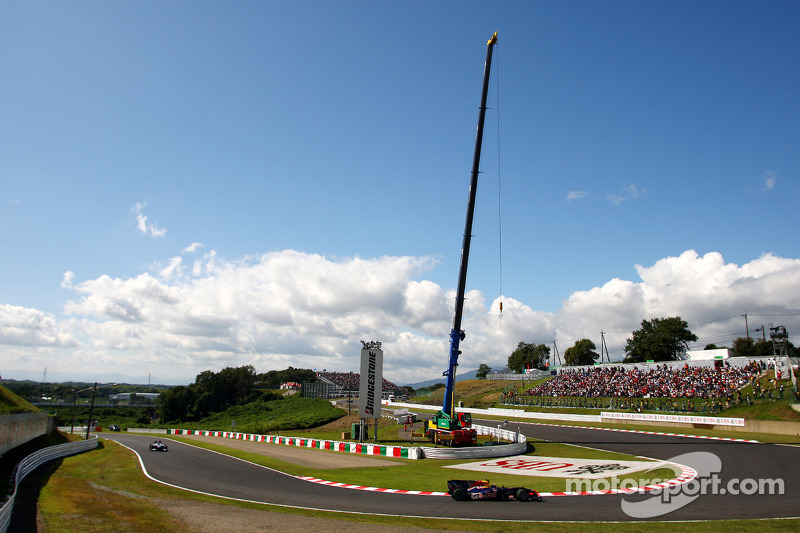 Suzuka weather 'lovely' after Wednesday rain