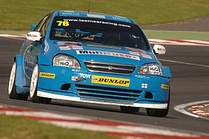 BTCC Team ES Racing Brands Hatch GP race report