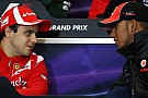 Hamilton 'behaves like a superstar' - Massa