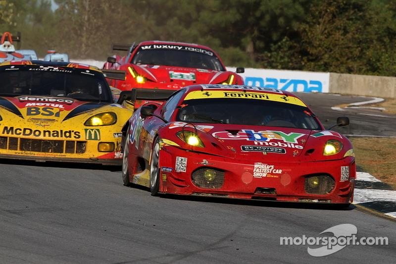 Series Road Atlanta race report