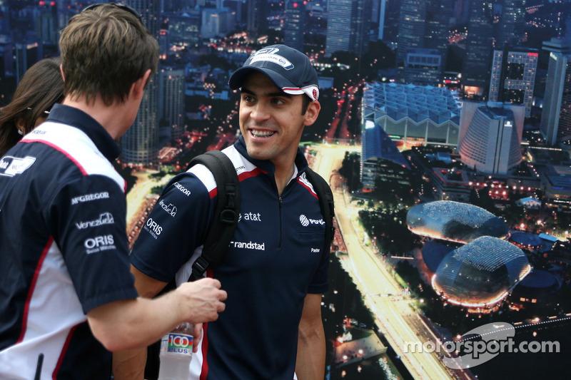 Williams Japanese GP - Suzuka qualifying report