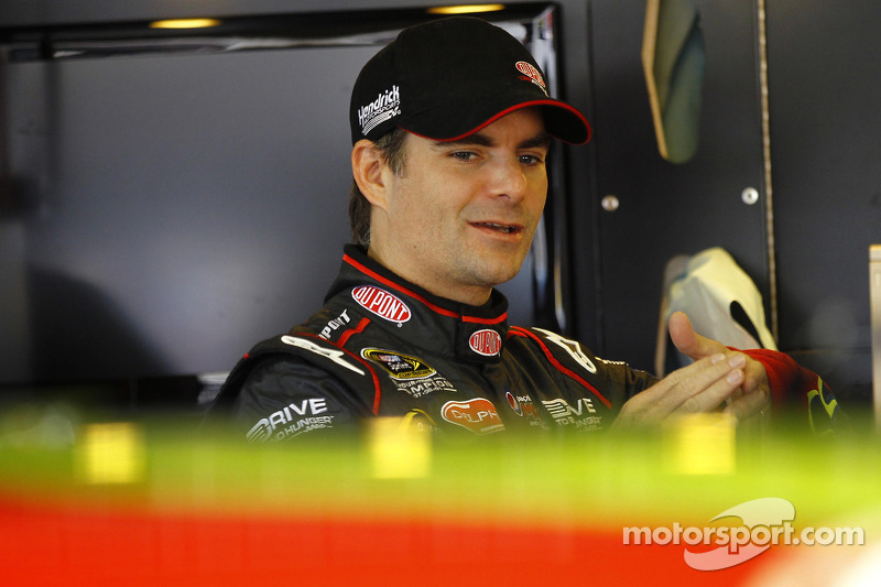 Jeff Gordon looking to make Charlotte 500 his 86th series win