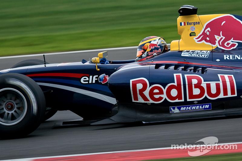 Toro Rosso names Vergne for Korean GP free practice
