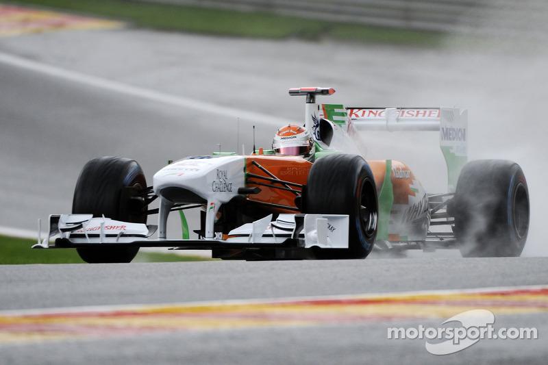 Force India Korean GP - Yeongam Friday practice report