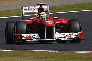 Ferrari Korean GP - Yeongam qualifying report