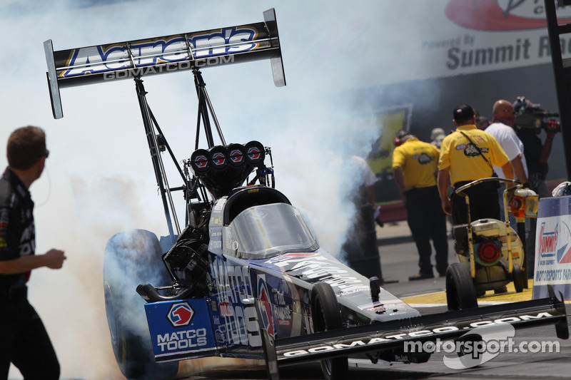 Antron Brown Phoenix Saturday report