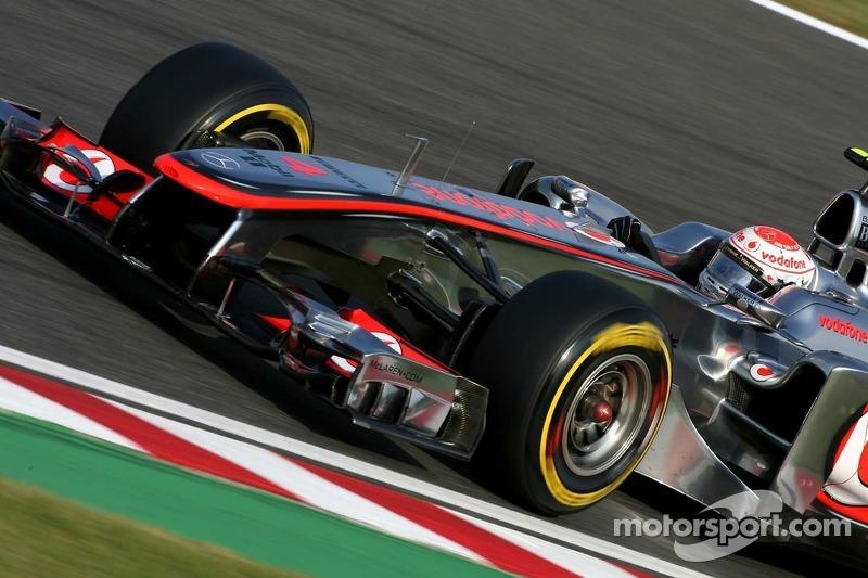 McLaren Korean GP - Yeongam race report