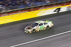 NASCAR Sprint Cup Ryan Newman Charlotte 500 race report