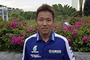 MotoGP Katsuyuki Nakasuga joins Yamaha for Malaysian GP