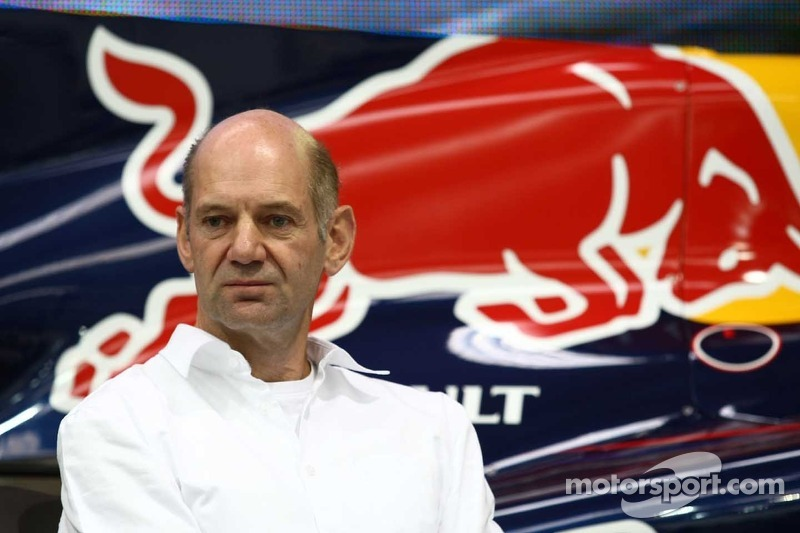 Red Bull could hold back 2012 parts - Newey