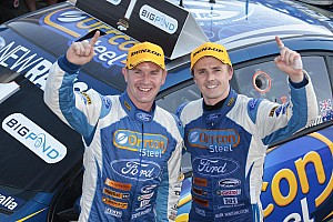 Supercars Winterbottom and Lyons take the Gold Coast race two victory