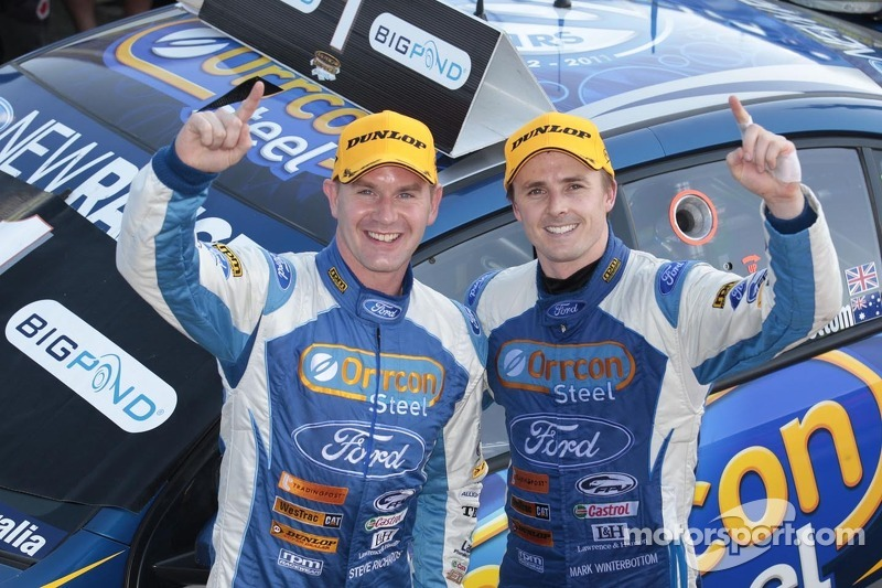 Winterbottom and Lyons take the Gold Coast race two victory