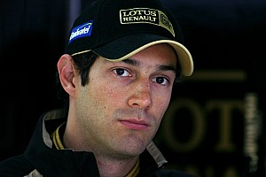 Lotus Renault Indian GP Friday practice report