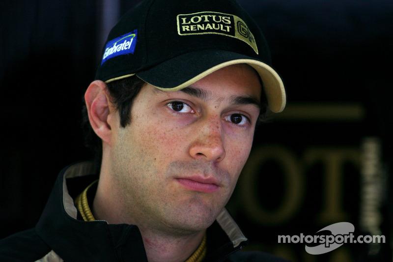 Lotus Renault Indian GP Friday practice report