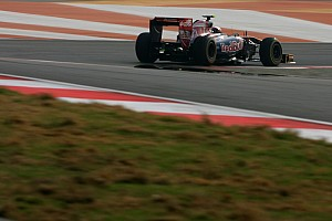 Formula 1 Toro Rosso Indian GP qualifying report