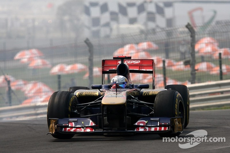 Toro Rosso Indian GP qualifying report