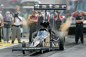 NHRA Series completes Saturday qualifying at Las Vegas