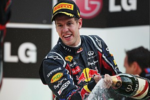 Perfect victory for Vettel during inaugural Indian Grand Prix