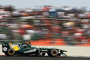 Formula 1 Renault Sport Indian GP race report