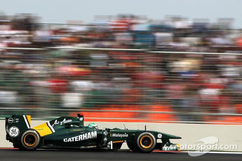 Renault Sport Indian GP race report