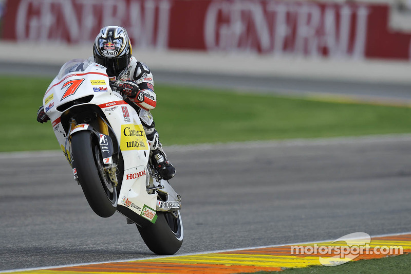 Gresini Racing Valencian GP race report