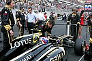 Lotus Renault GP to adopt Lotus chassis name from 2012