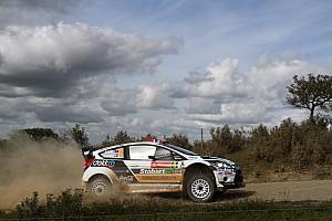 WRC M-sport Stobart Wales Rally GB leg 1 summary