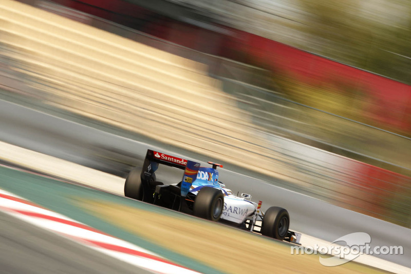 Trident Racing Abu Dhabi qualifying report