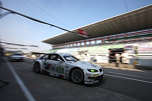 Le Mans BMW happy with GTE pole for Zhuhai 6H
