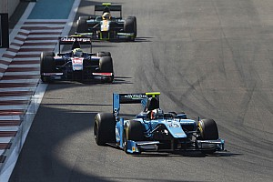 GP2 OceanR Abu Dhabi event summary