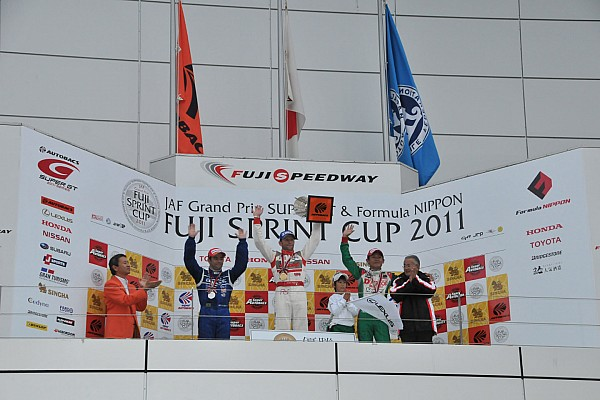 Quintarelli turns pole into victory at Fuji Speedway