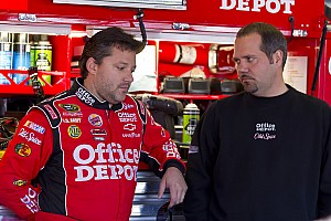 Series teleconference: Darian Grubb, Tony Stewart's crew chief