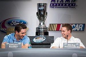 NASCAR XFINITY Ricky Stenhouse Jr. ready to take championship at Homestead