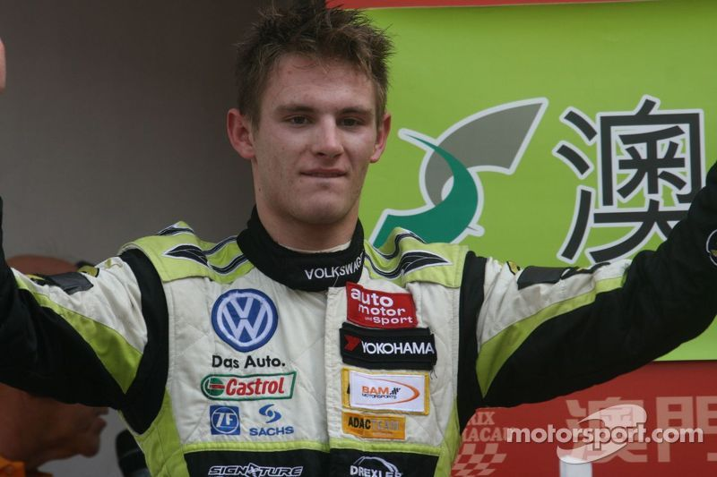 Volkswagen Macau GP qualification race report