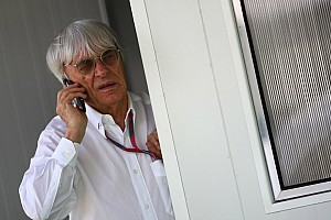Europe 'finished' as Formula One's spiritual home - Ecclestone