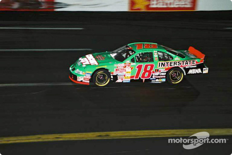 Joe Gibbs Racing history with Interstate, part 19