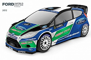 WRC Ford commited for two more years with M-Sport