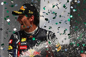 Webber overtaken as highest earning Australian