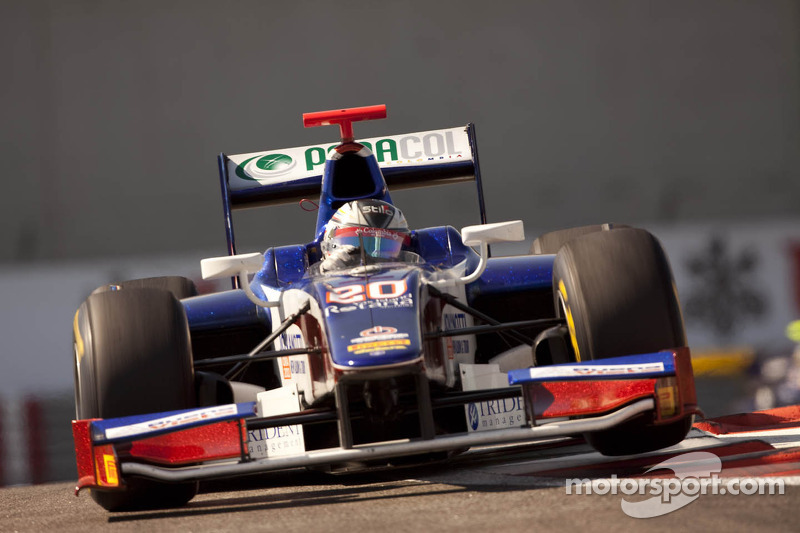 Julian Leal completes Trident Racing's 2012 GP2 line-up