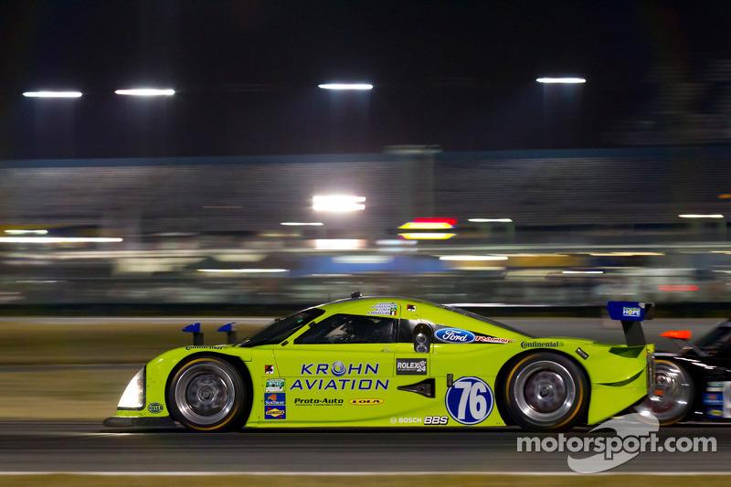 Krohn Racing prepared for January Daytona 24H test